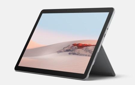 Планшет Microsoft Surface Go 2 получил более крупный дисплей, увеличенную батарею, прирост производительности до 64% и LTE