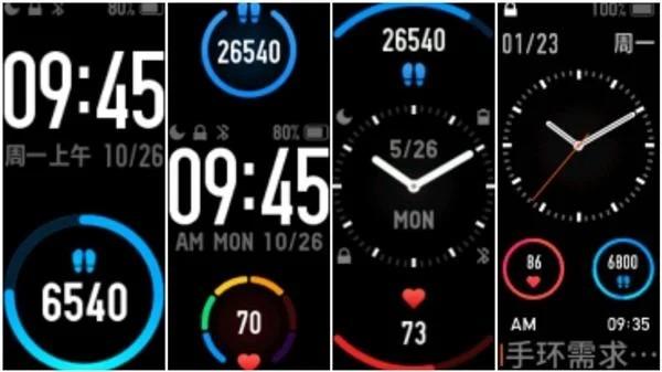 Утечка: Xiaomi Mi Band 5 получит 1,2-дюймовый экран, датчик SpO2, поддержку NFC и Amazon Alexa, а также новый дизайн зарядки