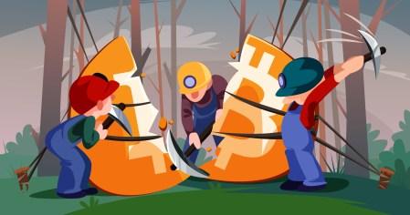 Халвинг Биткоина. Главная криптовалюта пережила свое третье «уполовинивание»