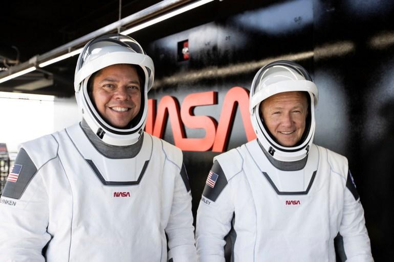 Crew Dragon Demo-2. Все о пилотируемом запуске SpaceX