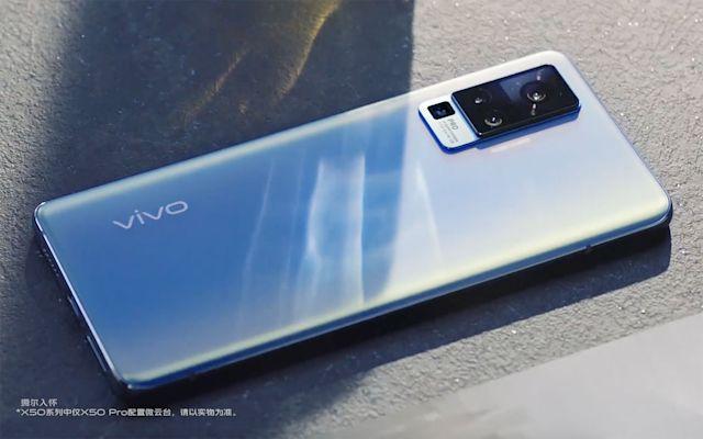 Vivo пояснила, как работает механическая система стабилизации камеры X50 Pro