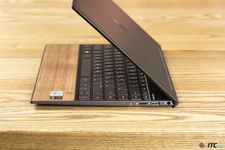Обзор ноутбука HP ENVY 13-aq1010ur