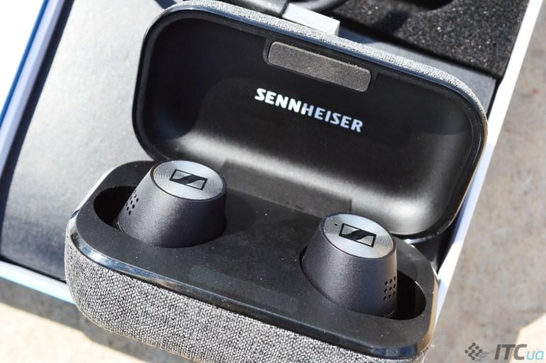 Обзор беспроводных наушников Sennheiser Momentum True Wireless 2