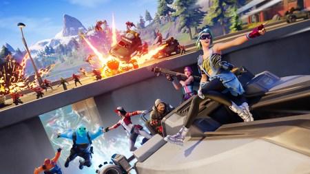Epic Games: Королевская битва Fortnite будет доступна на консолях Playstation 5 и Xbox Series X со старта продаж, однако версия на Unreal Engine 5 выйдет не ранее середины 2021 года