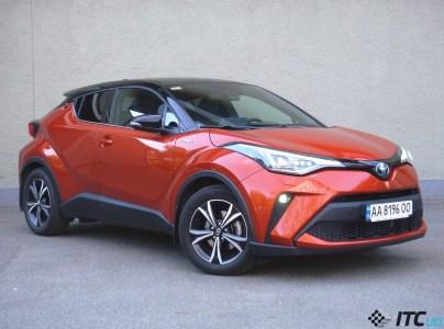 Тест-драйв Toyota C-HR 2.0 Hybrid: самая увлекательная Toyota сегодняшнего дня?