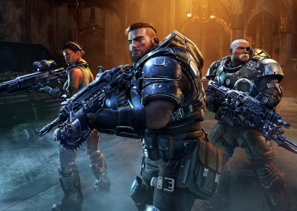 Gears Tactics: кроваво, брутально, умно
