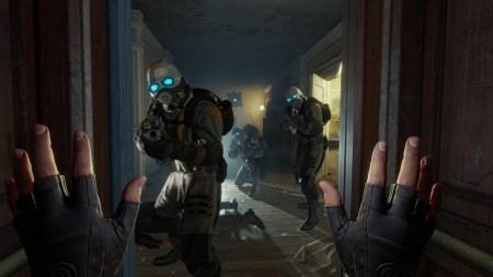 После запуска игры Half-Life: Alyx пользователи добавили в Steam почти 1 млн гарнитур виртуальной реальности