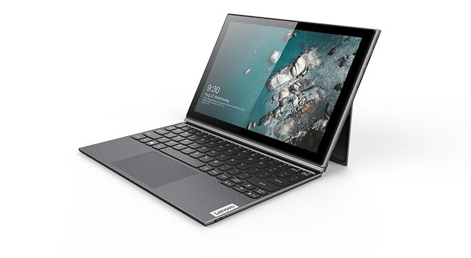 Lenovo выпустила два новых планшета Yoga Duet 7i и IdeaPad Duet 3i со съёмными Bluetooth-клавиатурами
