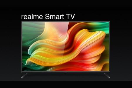 Realme — теперь не только смартфоны. Первый умный телевизор бренда на Android TV стоит весьма недорого