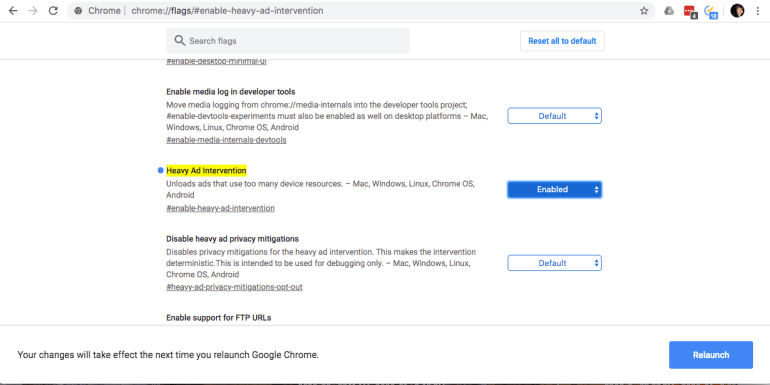 С августа Google Chrome начнет блокировать и «тяжелую» рекламу, оказывающую большую нагрузку на CPU и батарею