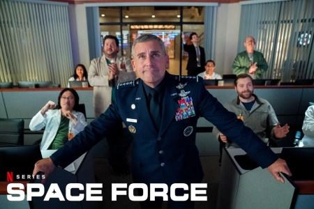 Вышел полноценный трейлер комедийного сериала Space Force / «Космические силы», премьера на Netflix состоится 29 мая 2020 года