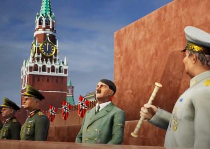 Российские СМИ увидели в украинской игре Strategic Mind: Blitzkrieg пропаганду нацизма