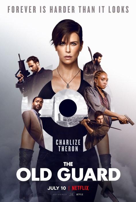 """Netflix снял фантастический боевик The Old Guard / """"Старая Гвардия"""" с Шарлиз Терон в роли бессмертного наемника, премьера состоится 10 июля 2020 года [трейлер]"""