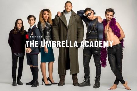 Netflix: Второй сезон супергеройского сериала The Umbrella Academy / «Академия Амбрелла» выйдет 31 июля 2020 года