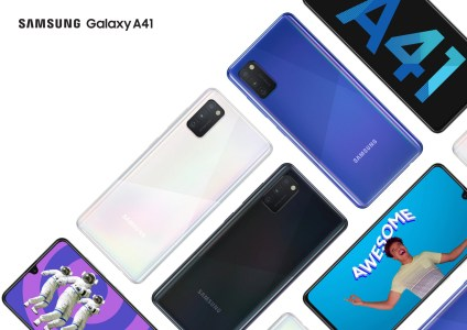 Смартфон Samsung Galaxy A41 добрался до Украины, до 31 мая действует сниженная цена — 7 099 грн