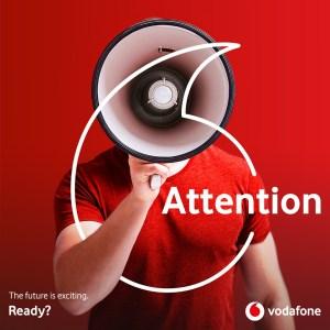 У оператора Vodafone Украина масштабный сбой сети — в ряде городов не работает голосовая связь, также наблюдаются проблемы с интернетом (Обновлено: с 13:30 связь восстановлена)