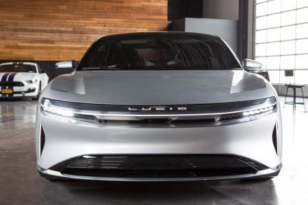 Lucid Motors назначил презентацию электрического премиум-седана Lucid Air на 9 сентября и попросил больше не называть его «убийцей» Tesla