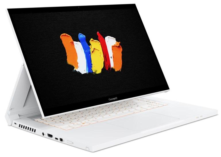 Acer расширила линейку ConceptD новыми ноутбуками, настольным компьютером и тремя мониторами