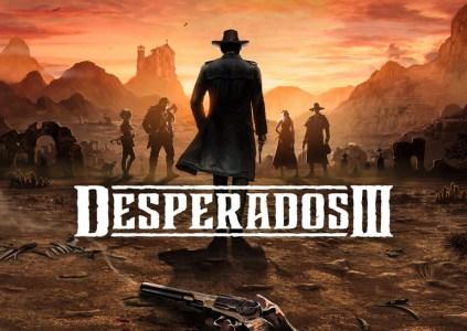 Desperados III – великолепная пятерка