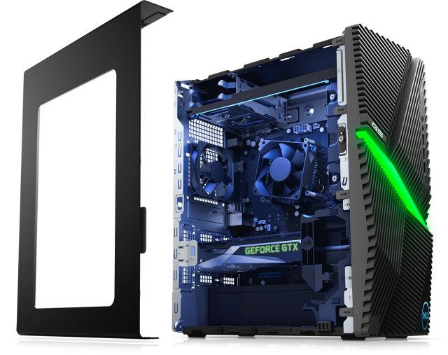 Dell представила новые игровые устройства: ноутбуки G7, настольный компьютер G5 и два монитора