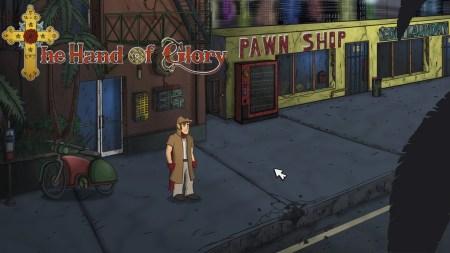 Hand of Glory: классический детектив с нотками мистики