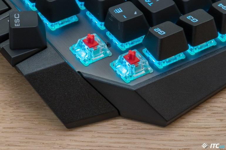 Обзор игровой клавиатуры COUGAR 700K EVO