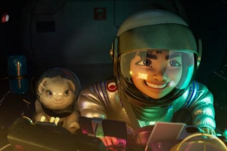Netflix снял фантастический мультфильм «Over the Moon» о маленькой китаянке, которая самостоятельно собрала ракету для полета на Луну [трейлер]