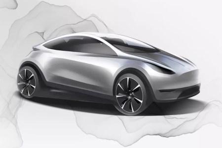 Tesla призвала китайских дизайнеров представить свои проекты компактного электромобиля в «китайском стиле»