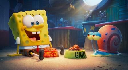 Полнометражный мультфильм «Губка Боб в бегах» не выйдет в кинотеатрах летом, его покажут сразу в цифровых сервисах в начале 2021 года