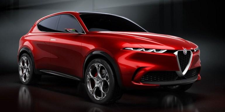 Alfa Romeo обещает компактный электрокроссовер — к 2022 году