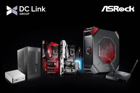DC Link Group включила в портфель брендов тайванский ASRock