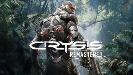Графика Crysis Remastered разочаровала фанатов, поэтому Crytek переносит запуск игры