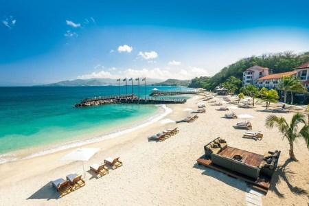 Украина заключила «безвиз» с Гренадой, теперь отдыхать на Карибах станет проще