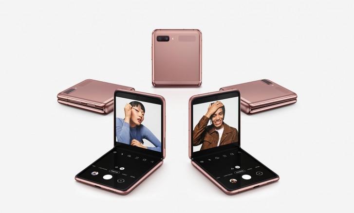 Samsung представила обновленную раскладушку Galaxy Z Flip 5G — с SoC Snapdragon 865+ и двумя новыми вариантами расцветки