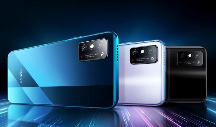 Honor 30 Lite и Honor X10 Max 5G – смартфоны среднего уровня с чипсетом Dimensity 800 и поддержкой 5G