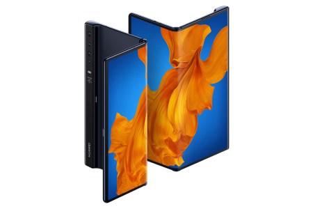 В Украине стартуют официальные продажи гибкого смартфона Huawei Mate Xs по цене 69999 грн