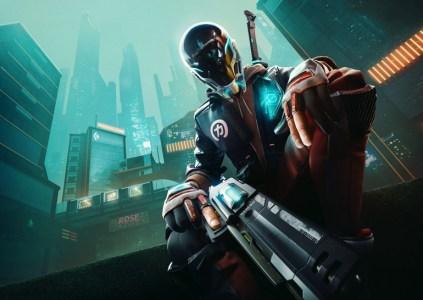 Ubisoft представила Hyper Scape – вертикальную городскую Королевскую битву с глубокой интеграцией с Twitch