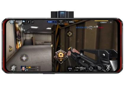Lenovo анонсировала игровой смартфон Legion Phone Duel с боковой выдвижной селфи-камерой, двумя батареями и двумя портами USB-C