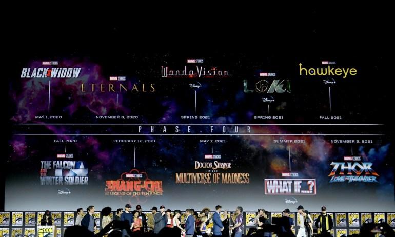 """Сериал «Сокол и Зимний Солдат» не выйдет в Disney+ в августе, как было запланировано ранее. Всю ТВ-линейку Marvel скорее всего ждет масштабный """"сдвиг"""""""