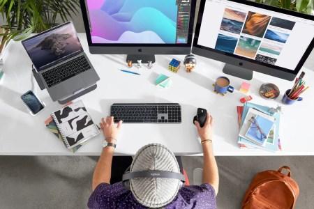 Logitech представила обновленные клавиатуру Logitech MX Keys for Mac и мышь Logitech MX Master 3 for Mac, специально оптимизированные для техники Apple