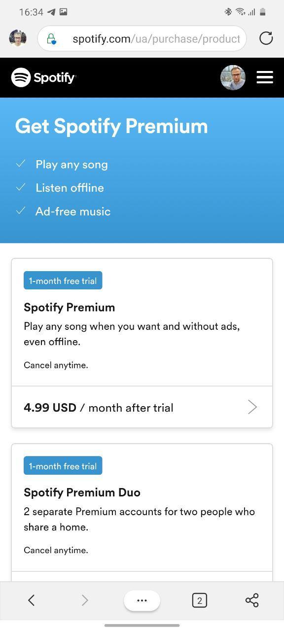 Spotify запуститься в Україні 15 липня 2020 року одержали офіційне підтвердження - шведський музичний сервіс оновив умови угоди, додавши Україну...