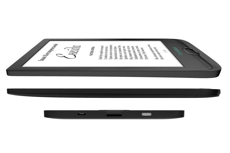 В Украине стартовали продажи нового ридера начального уровня PocketBook 606 с 6-дюймовым экраном E Ink Carta по цене 2799 грн