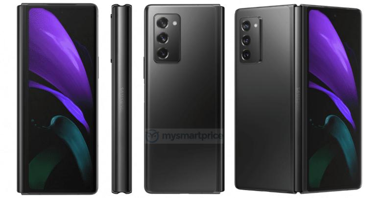 Samsung Galaxy Z Fold 2 получил более крупный внешний дисплей и обновлённую основную камеру с тремя модулями