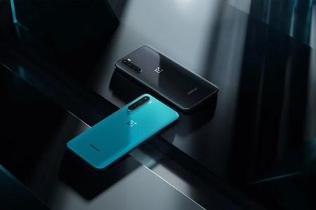 OnePlus Nord представлен: 90-герцевый экран 6,44″, Snapdragon 765G и шесть камер при цене €400