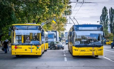 КГГА: Сроки запуска электронного билета в Киеве пока не определены, но уже с октября за проезд можно будет платить банковской картой