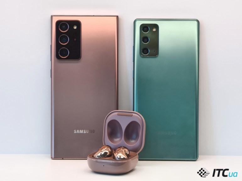 Galaxy Buds Live – первые TWS-наушники Samsung с активным шумоподавлением