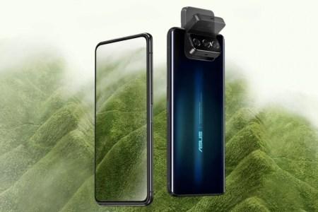 Флагманы ASUS Zenfone 7 и Zenfone 7 Pro представлены — экран 90 Гц без всяких вырезов/отверстий, тройная камера-перевертыш и топовые SoC Snapdragon 865/865+. Цена стартует от €600