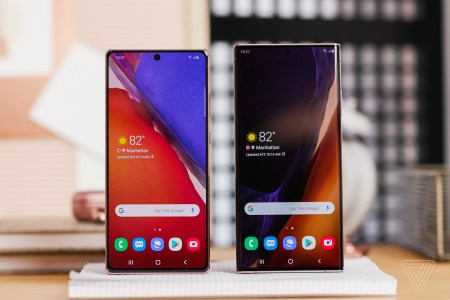 Samsung Galaxy Note20 и Note20 Ultra в сравнении с предшественниками и конкурентами