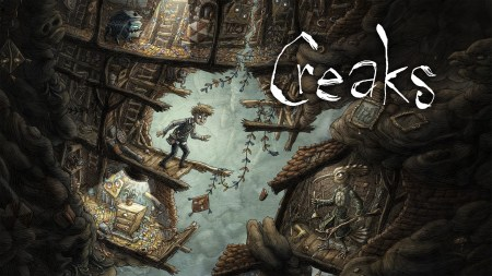Creaks: головоломка со скрипучими монстрами