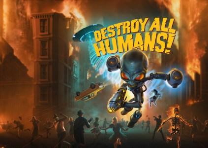 Destroy All Humans! (2020) – Марс снова атакует